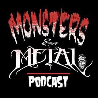 Monsters & Metal: iTunes Feed