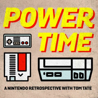 Nintendo Power Time Podcast - A Nintendo Retrospective For Gamers Of All Ages
