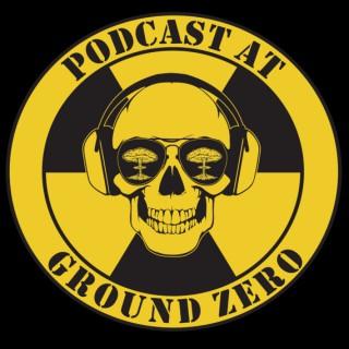 Podcast at Ground Zero