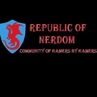 Podcasts – Republic of Nerdom