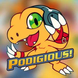 Podigious! A Digimon Anime Podcast!