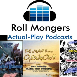 Roll Mongers Podcast Network: All Shows!