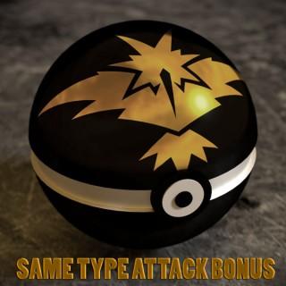 Same Type Attack Bonus