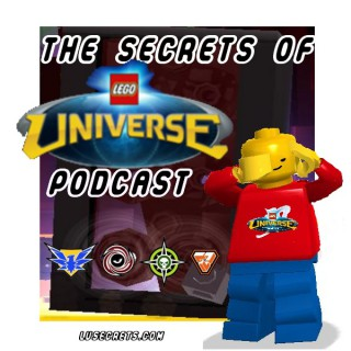 Secrets Of Lego Universe