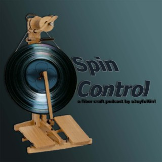 Spin Control Podcast: a knitting, spinning, and fiber craft podcast.