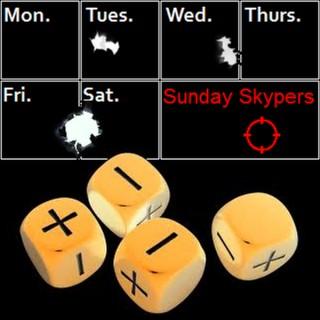 Sunday-Skypers