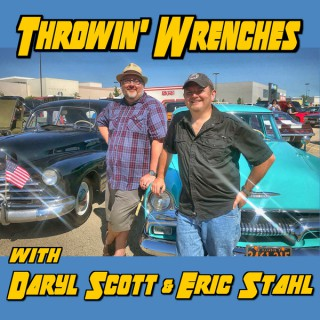 Throwin' Wrenches Podcast