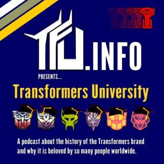 Transformers University - a TFU.INFO Podcast