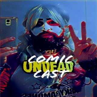 UNDEAD COMIC CAST