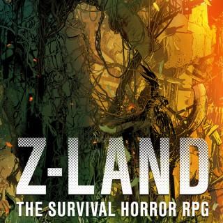 Z-LAND Survival Horror P&P Podcast
