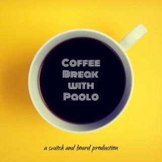 Bay Atlantic University presents: Coffee Break with Paolo