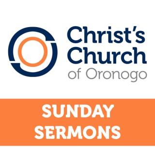 Christ's Church of Oronogo's Podcast