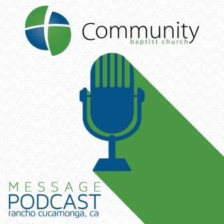 Community Baptist Church Podcast