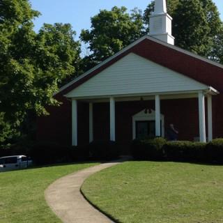 Creek Road Baptist Pulpit