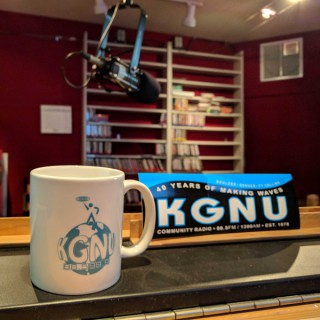 KGNU Morning Magazine Podcast