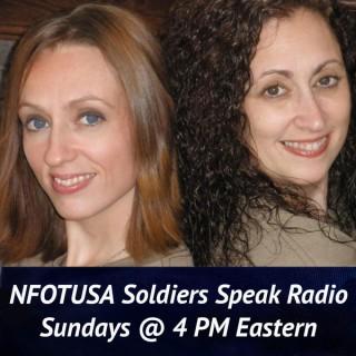 NFOTUSA Soldiers Speak Radio