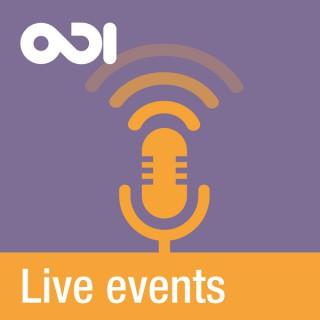 ODI live events podcast