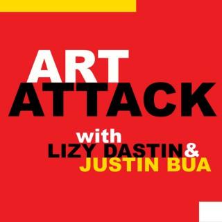 Art Attack w/ Lizy Dastin and Justin BUA