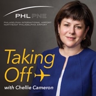 TAKING OFF with Chellie Cameron