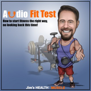 Audio FitTest: Changing the game for beginners to fitness