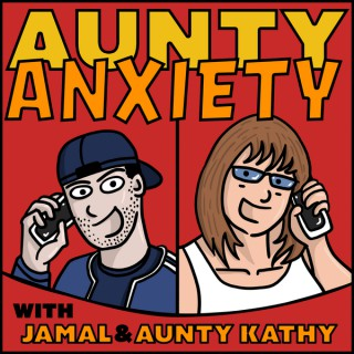 Aunty Anxiety | Casual Conversations Around Anxiety, Insecurity, & Self-Awareness