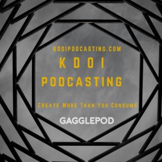 KDOI    Art Talk and Projects