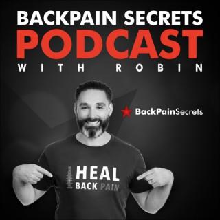 Back Pain Secrets Podcast by Robin Wakeham