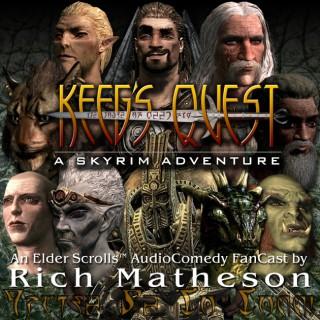 Keeg's Quest: A Skyrim Adventure