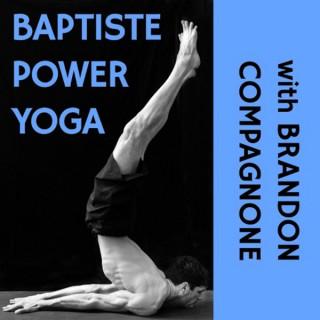 Baptiste Power Yoga with Brandon Compagnone