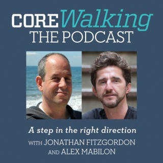 Corewalking Podcast: A Step in the Right Direction