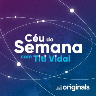 Céu da Semana com Titi Vidal