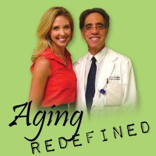 Healthy Aging Podcast hosted by Kendra Vallone and Dr. Larry Emdur