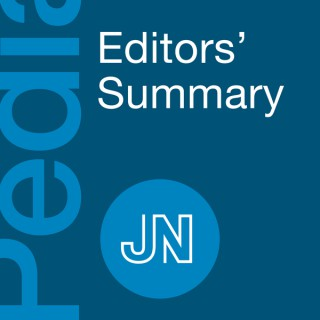 JAMA Pediatrics Editors' Summary: On research in medicine, science, and clinical practice related to children's health and