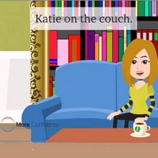 Katie on the Couch