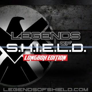 Legends Of S.H.I.E.L.D. Longbox Edition