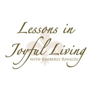 Lessons In Joyful Living