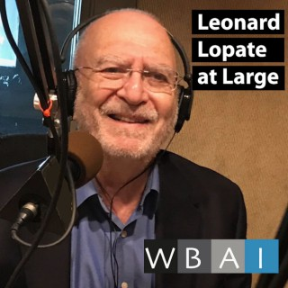 Leonard Lopate at Large on WBAI Radio in New York