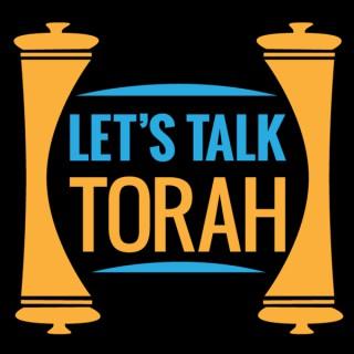 Let's Talk Torah Audio Podcast