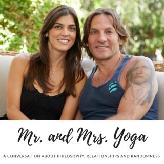 Mr. and Mrs. Yoga