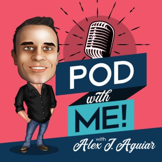 Pod with Me! Alex J. Aguiar