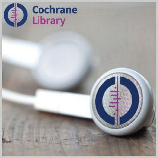 Podcasts from the Cochrane Library