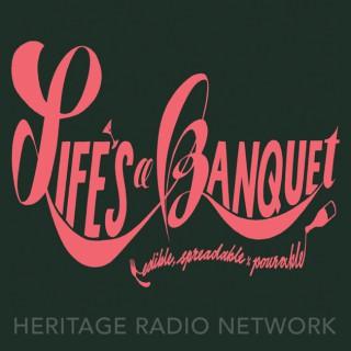 Life's a Banquet with Bretton Scott & Zahra Tangorra