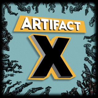 Artifact X: A Serialized Audiobook