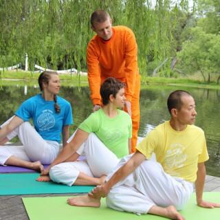 Sivananda Yoga Farm Podcast