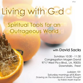 Spiritual Tools for an Outrageous World