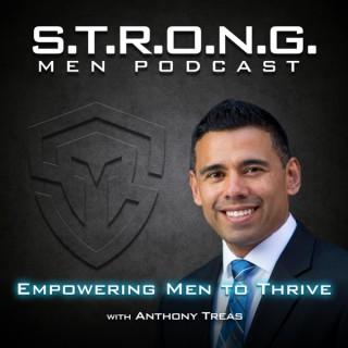 STRONG Men Podcast   Men's Empowerment  Personal Performance   Men's Health   Wealth Creation