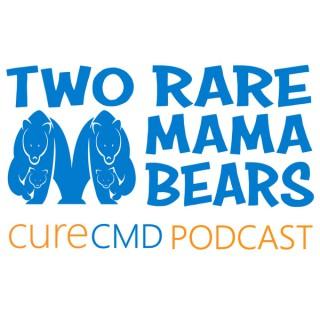 Two Rare Mama Bears