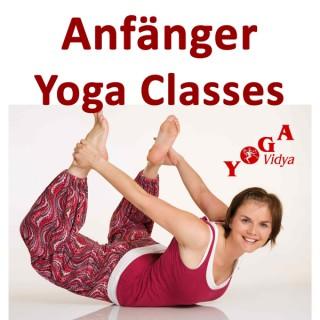 Yoga Classes für Anfänger