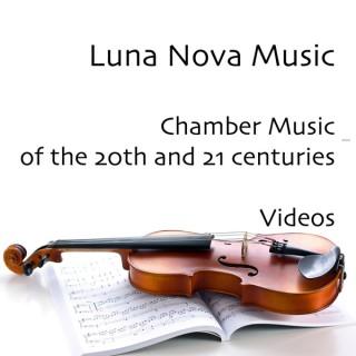 Luna Nova New-Music Ensemble Videos