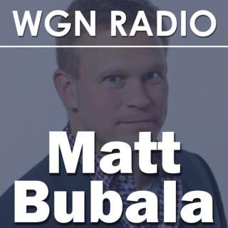 Matt Bubala from WGN Radio 720